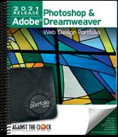 Web Design Portfolio 2021: Photoshop & Dreamweaver